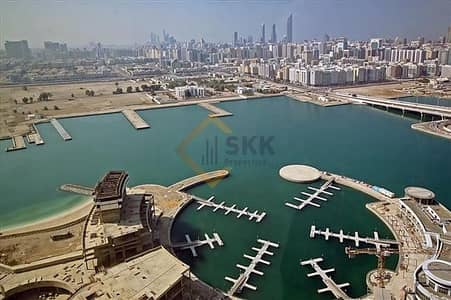 3 Bedroom Flat for Sale in Al Reem Island, Abu Dhabi - Full Sea view! 3+M+s Apt for Sale in MAG 5