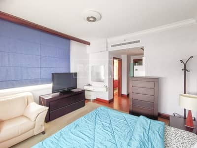 2 Bedroom Flat for Rent in Dubai Marina, Dubai - Furnished   2 Bed   High Floor   Close to Metro