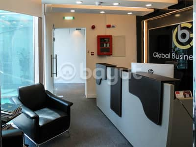 Office for Rent in Business Bay, Dubai - NO COMMISSION! DED approved office space on rentals direct from landlord.