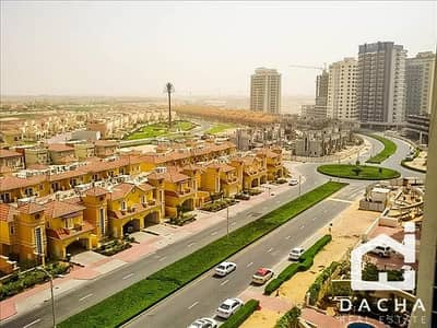 1 Bedroom Apartment for Rent in Dubai Sports City, Dubai - 1BR With Balcony in Ice Hockey