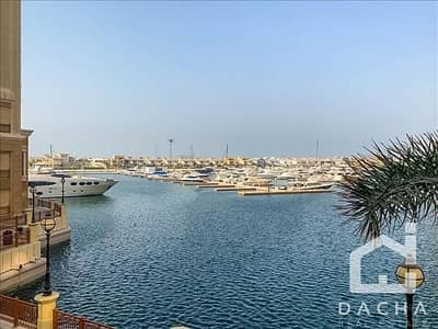 2 Bedroom Townhouse for Rent in Palm Jumeirah, Dubai - Huge Townhouse / Beautiful Views / Well Maintained
