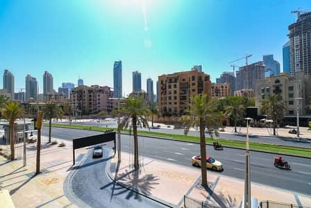 فیلا 4 غرفة نوم للايجار في وسط مدينة دبي، دبي - Spacious Duplex with Huge Terrace   Low Floor