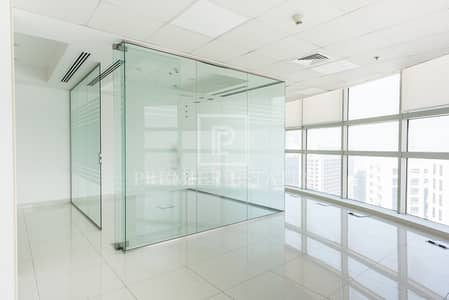 Office for Rent in Barsha Heights (Tecom), Dubai - Cheapest Office with partitions in Tecom