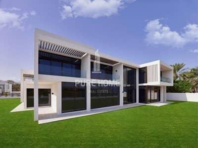 فیلا 5 غرفة نوم للبيع في جزيرة السعديات، أبوظبي - 0% Comission  Lowest Price in the Market  Freehold VIP Villa Open for All nationalities in Saadiyat