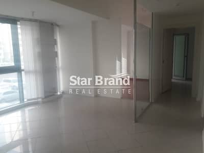 Office for Rent in Airport Street, Abu Dhabi - AFFORDABLE OFFICE SPACE IN AIRORT  ROAD NEAR AL WAHDA MALL