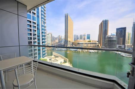 1 Bedroom Apartment for Rent in Dubai Marina, Dubai - Floating View | Chiller Free | Best Location