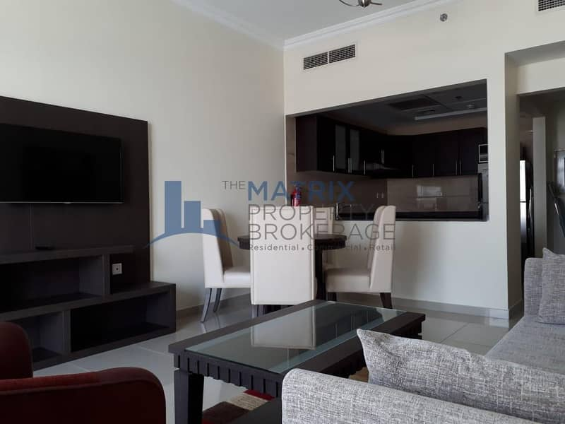 2  furnished 1BR apartment. Best 1BR option in Arjan
