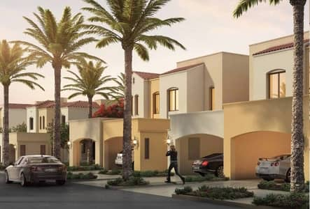 3 Bedroom Townhouse for Sale in Serena, Dubai - Charming 3BR Villa|Upscale Urban|Lovely Price