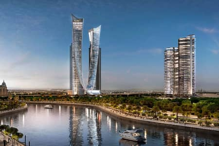 Three Bedroom Apartment for Sale in Aykon city Tower - B with Easy Payment Plan