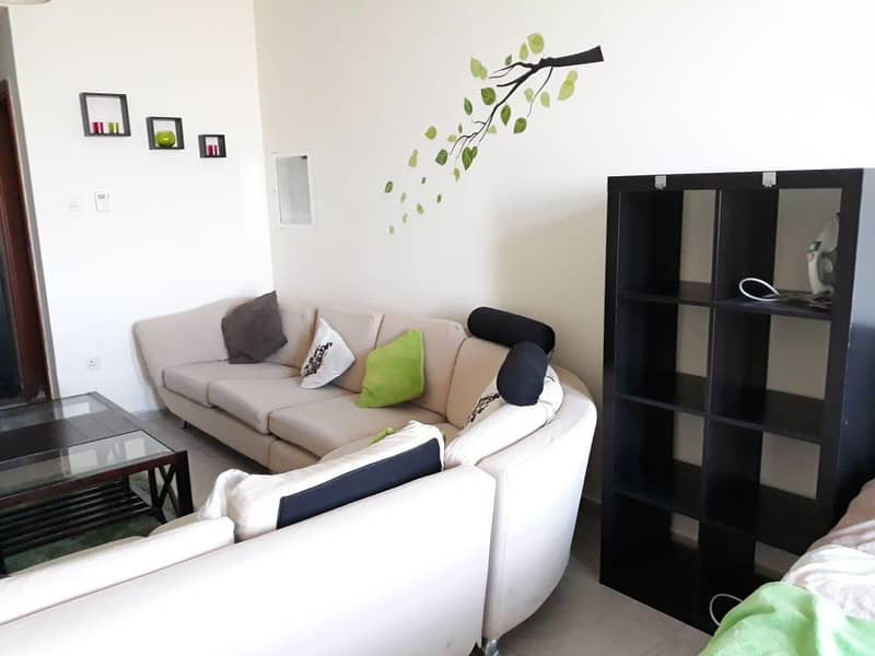 Hot Deal!! Furnished Cozy 1BR Studio in Palace Towers