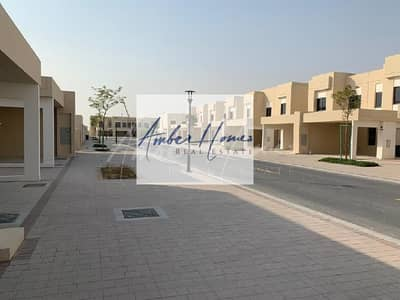 3 Bedroom Townhouse for Rent in Town Square, Dubai - TYPE 1 | 3BEDROOM+MAIDs ROOM SAFI TOWNSQURE! | Unfurnished | Call for Viewing