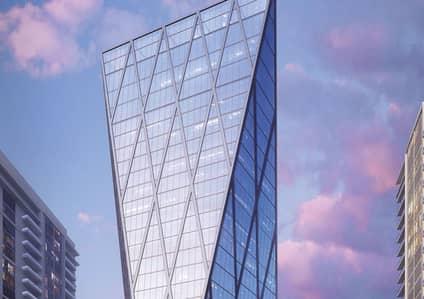 مکتب  للايجار في التعاون ، الشارقة - مکتب في برج سيتي جيت التعاون 200000 درهم - 4299572