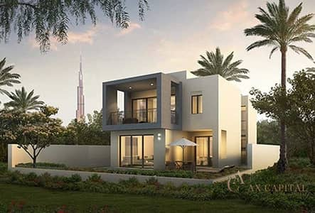 4 Bedroom Villa for Sale in Dubai Hills Estate, Dubai - 100% DLD Waiver | Family community