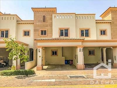 3 Bedroom Townhouse for Rent in Jumeirah Golf Estate, Dubai - Golf Estate  Luxury Townhouse