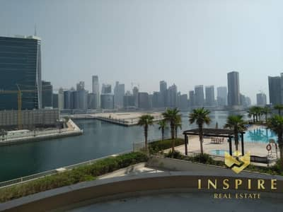 1 Bedroom Flat for Rent in Business Bay, Dubai - 1BR |  Full Canal and Burj Khalifa View