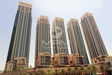 شقة 1 غرفة نوم للايجار في جزيرة الريم، أبوظبي - Spacious 1 Bedroom Apartment in Burooj Views