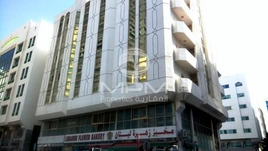 3 Bedroom Apartment for Rent in Al Khalidiyah, Abu Dhabi - Spacious Neat and Clean 3 BR. Apartment