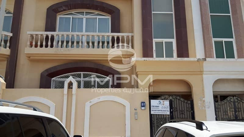 3 Bedroom Villa Apartment with Maid's Room