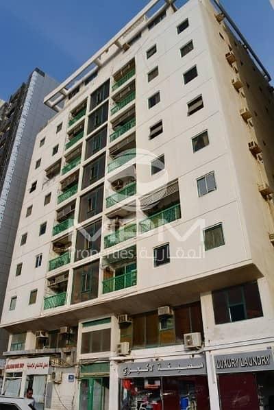 2 Bedroom Flat for Rent in Al Muroor, Abu Dhabi - Window A/C