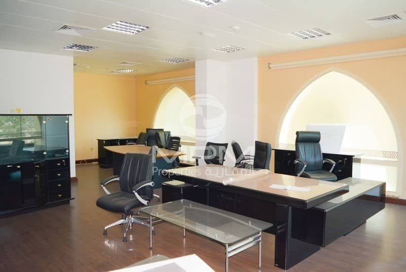 2 Nice Furnished Commercial Space 2 Floor