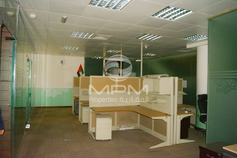 16 Nice Furnished Commercial Space 2 Floor