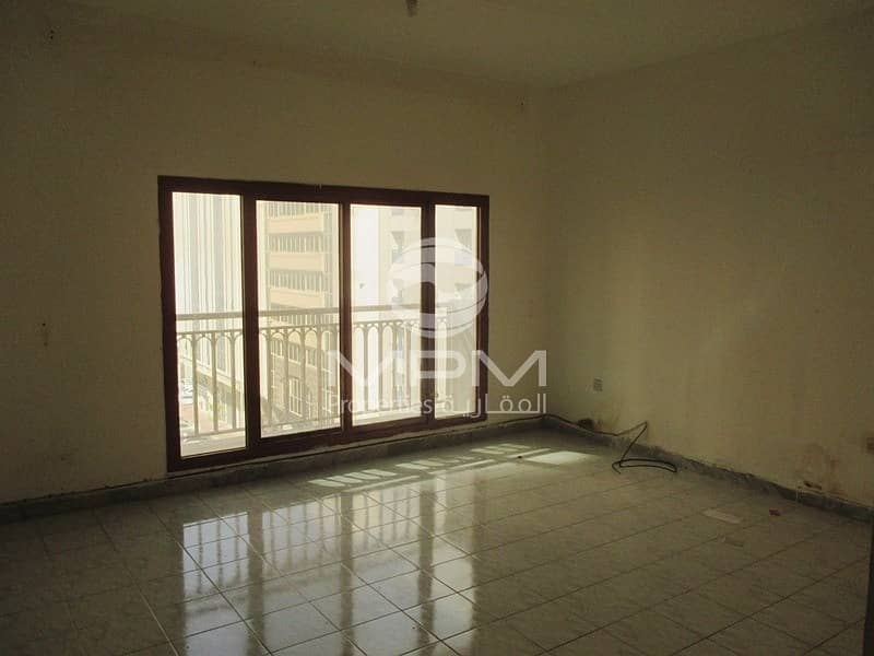 Spacious 3 BR. Aprt. with Maid's Room