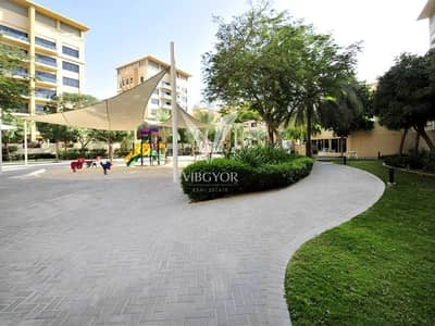 2 Bedroom Apartment for Rent in The Greens, Dubai - Vacant on Oct.- Large 2BR+Study- Al Nakheel