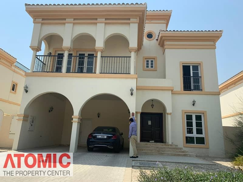 No commission!pay in Multiple Cheques!4 Bedroom Villa For Rent