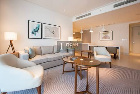 2 Bedroom Flat for Rent in Downtown Dubai, Dubai - Brand New | Super Furniture | 2BHK | Vida Downtown