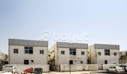 سكن عمال  للايجار في المنطقة الصناعية ، الشارقة - سكن عمال في المنطقة الصناعية 2 المنطقة الصناعية 30000 درهم - 4299838