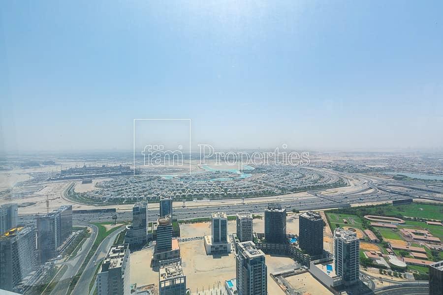 14 High Floor   Full Floor   Burj Khalifa/Lake Views