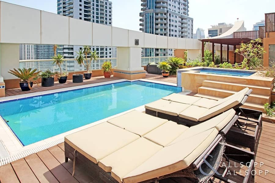 Penthouse | Private Terrace and Pool | 5BR