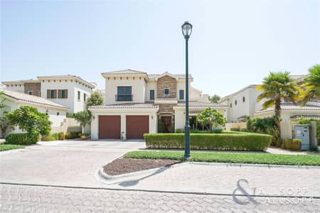 4 Bedroom Villa for Sale in Jumeirah Golf Estate, Dubai - Full Golf Course View | 4 Bedroom Villa