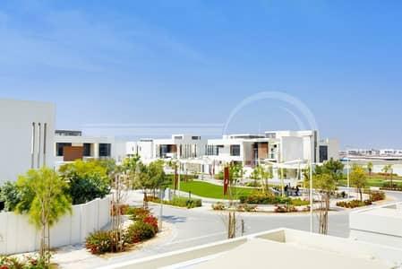 فیلا 5 غرفة نوم للايجار في جزيرة ياس، أبوظبي - Rent Now!! Spacious Corner Villa in Yas!