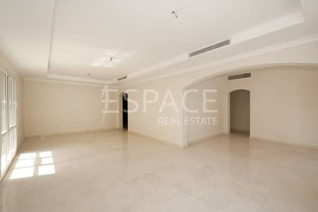 فیلا 5 غرفة نوم للبيع في السهول، دبي - Fronting Park and Pool | 5 Bedroom Vaastu