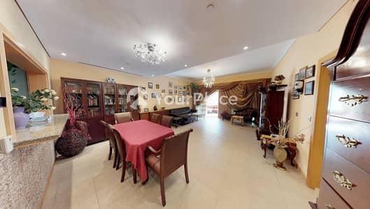 شقة 2 غرفة نوم للايجار في نخلة جميرا، دبي - 2 Bed Upgraded To 3 Bed  Stylish Furniture