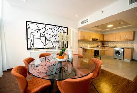 1 Bedroom Flat for Sale in Dubai Silicon Oasis, Dubai - Ready Apartment in One Bedroom with Stunning Mall View in Binghatti Star at Dubai Silicon Oasis