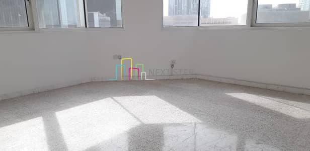 3 Bedroom Flat for Rent in Tourist Club Area (TCA), Abu Dhabi - Spacious 3 BHK with Maidsroom Balcony and Wardrobes For 90K