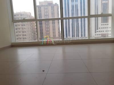 فلیٹ 1 غرفة نوم للايجار في الوحدة، أبوظبي - Neat And Clean ! 1 BR with 2 Bath and Basement Parking