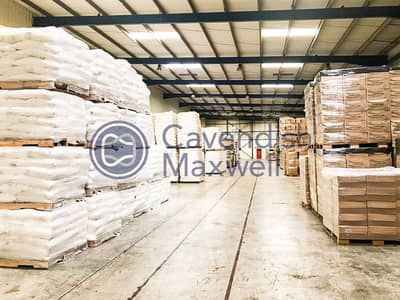 Warehouse for Rent in Jebel Ali, Dubai - High Power Factory | JAFZA South