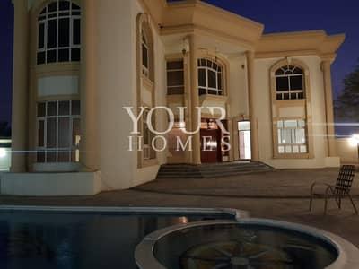 Corner Plot 6Bed Villa in Barsha  with pvt pool
