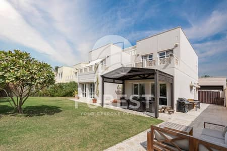 فیلا 4 غرفة نوم للبيع في السهول، دبي - Corner Unit | Best Price | In Great Condition | 4 BR +Maids Room
