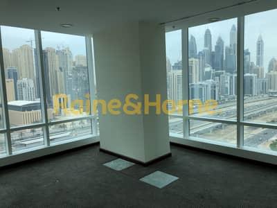 مکتب  للبيع في أبراج بحيرات جميرا، دبي - Partitioned office | Awesome View | Close to Metro