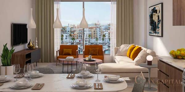 1 Bedroom Apartment for Sale in Jumeirah, Dubai - 10% down payment | Sea-side Luxury Apartment