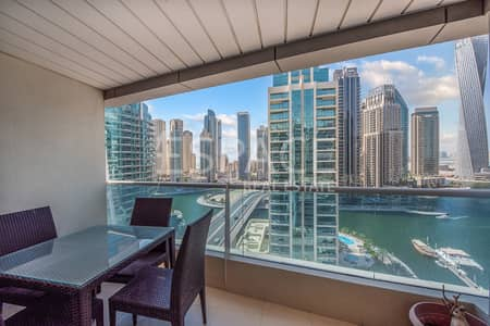 2 Bedroom Flat for Sale in Dubai Marina, Dubai - High Rental Income | Marina View | Fully Upgraded