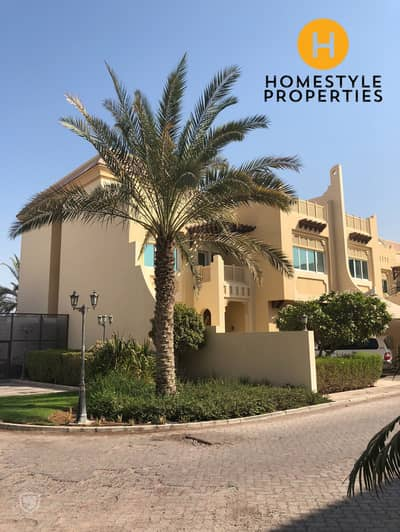 6 Bedroom Villa for Rent in Khalifa City A, Abu Dhabi - LUXURY LIVING!!!LARGE 6 BEDROOM PLUS MAIDS ROOM IN COMPOUND
