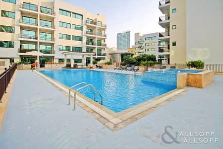 فلیٹ 2 غرفة نوم للبيع في قرية جميرا الدائرية، دبي - Garden Apartment | 2 Bedroom | Pool View