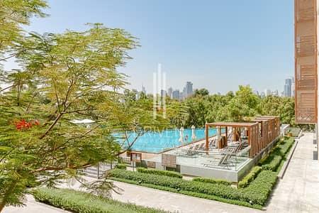 فلیٹ 1 غرفة نوم للايجار في ذا فيوز، دبي - Peaceful 1 Bed Apartment with Pool Views