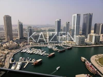 فلیٹ 1 غرفة نوم للايجار في دبي مارينا، دبي - Stunning 1 Br Apartment Rent | Marina & Sea View