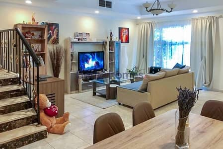 تاون هاوس 3 غرفة نوم للايجار في قرية جميرا الدائرية، دبي - Maid's | Garden | Unfurnished | Vacant 20 Oct